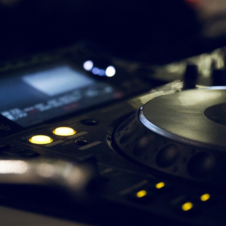 Sound Studio Industry Musical Dj Recording